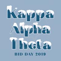 Kappa Alpha Theta _  Bid Day _ University Of Tampa - Kappa Alpha Theta
