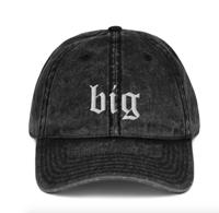 Big Little Baseball Caps