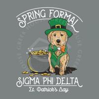 Sigma Phi Delta Formal